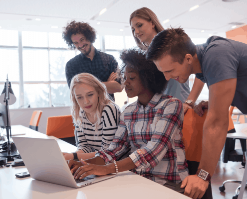 start-ups innovators